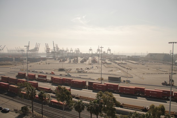 GlobeCon Los Angeles port drayage