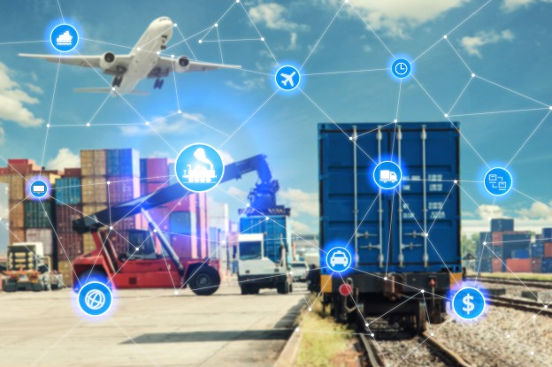 IoT having control over a wide range of logistics methods.