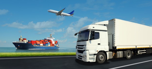 A variety of different logistics solutions .